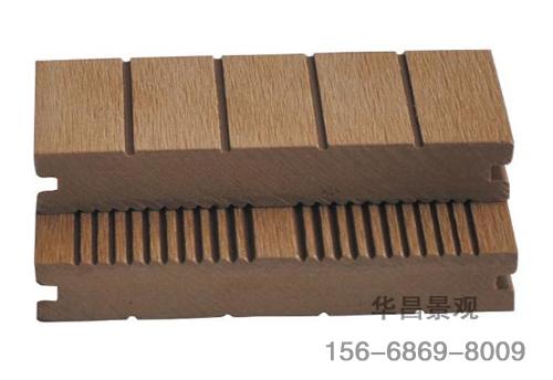 塑木型材制品