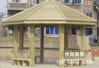 大连景观凉亭