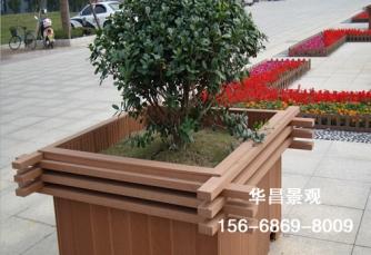 塑木花箱制作