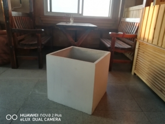 新款水泥花箱