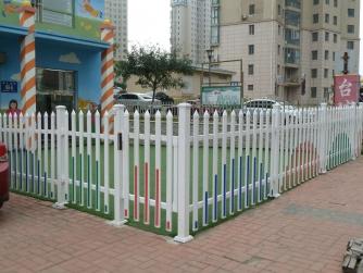 大连幼儿园PVC护栏