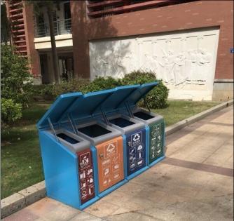 大连分类垃圾桶