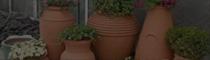陶罐草坪牌景观小品